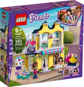 lego 41427 la boutique de mode demma