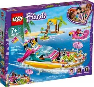 lego 41433 le bateau de fete