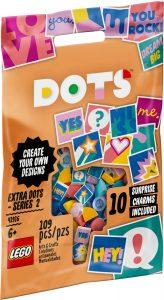 lego 41916 tuiles de decoration dots serie 2