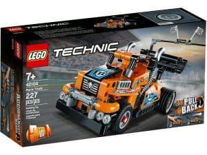lego 42104 le camion de course