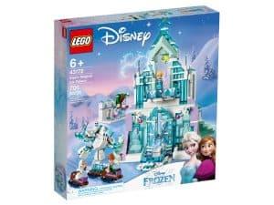 lego 43172 le palais des glaces magique delsa