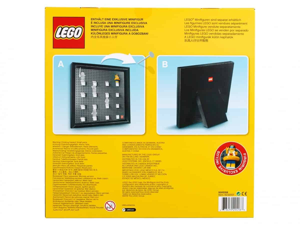 lego 5005359 cadre de collection pour figurine scaled