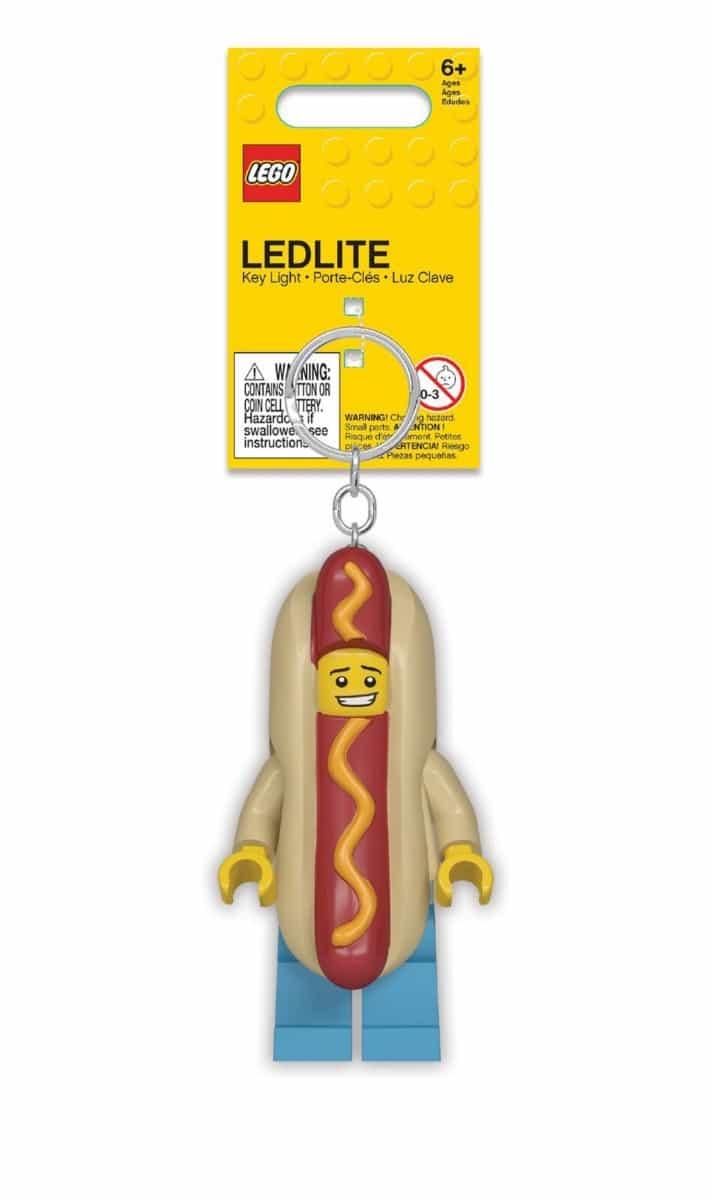 lego 5005705 porte cles lumineux homme hot dog scaled