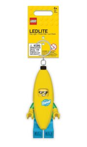 lego 5005706 porte cles lumineux homme banane