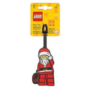 lego 5006030 etiquette de sac pere noel