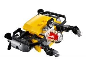 lego 60091 ensemble de demarrage sous marin