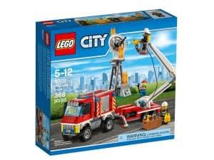 lego 60111 le camion dintervention des pompiers