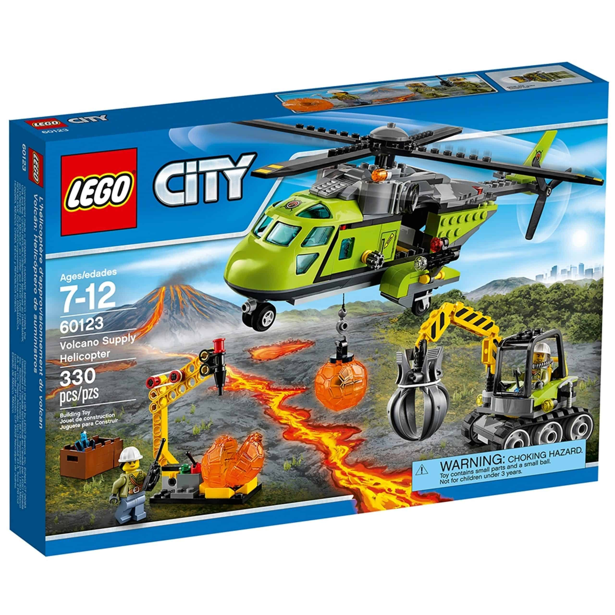 lego 60123 lhelicoptere dapprovisionnement du volcan scaled