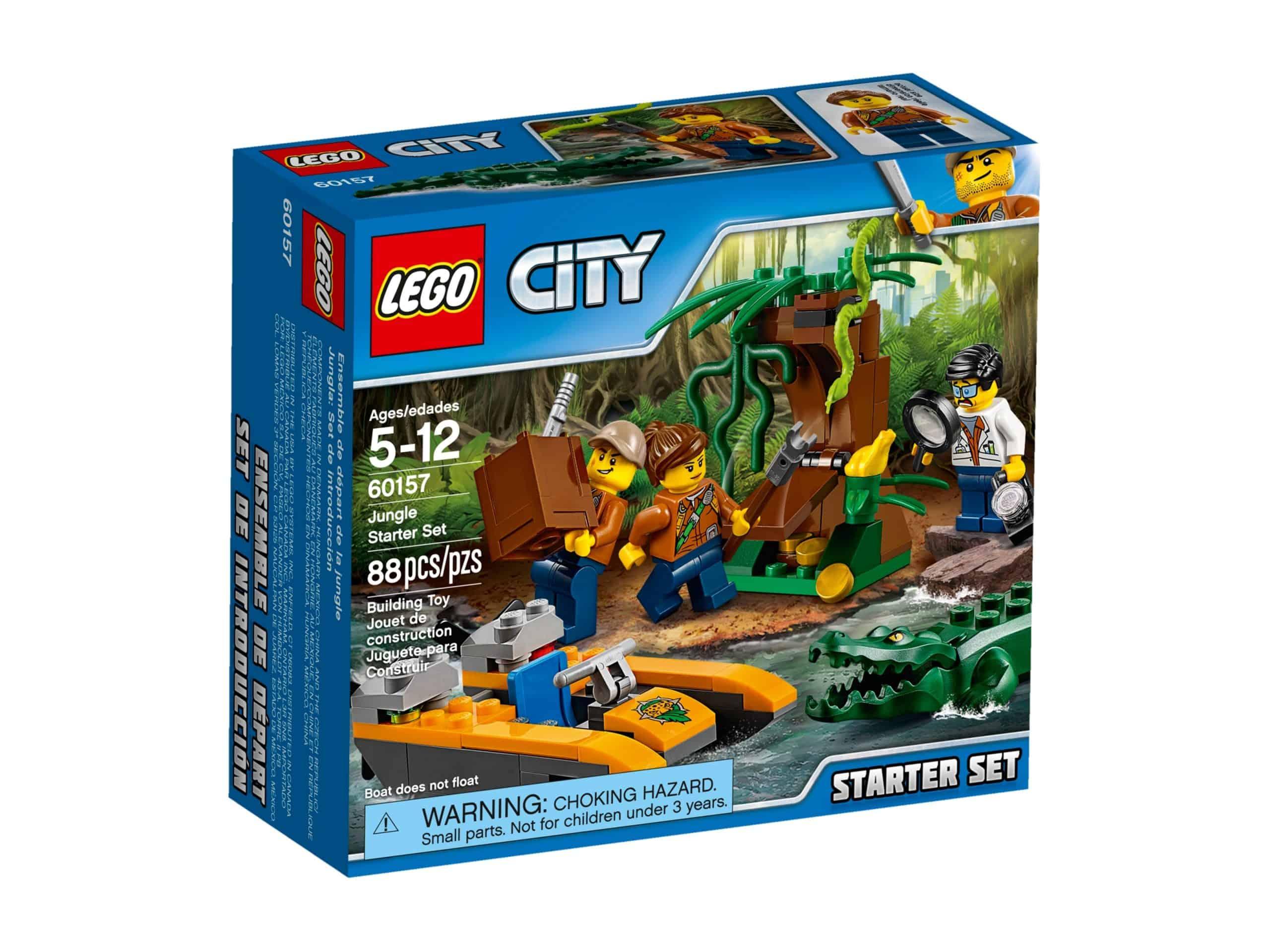 lego 60157 ensemble de demarrage de la jungle scaled