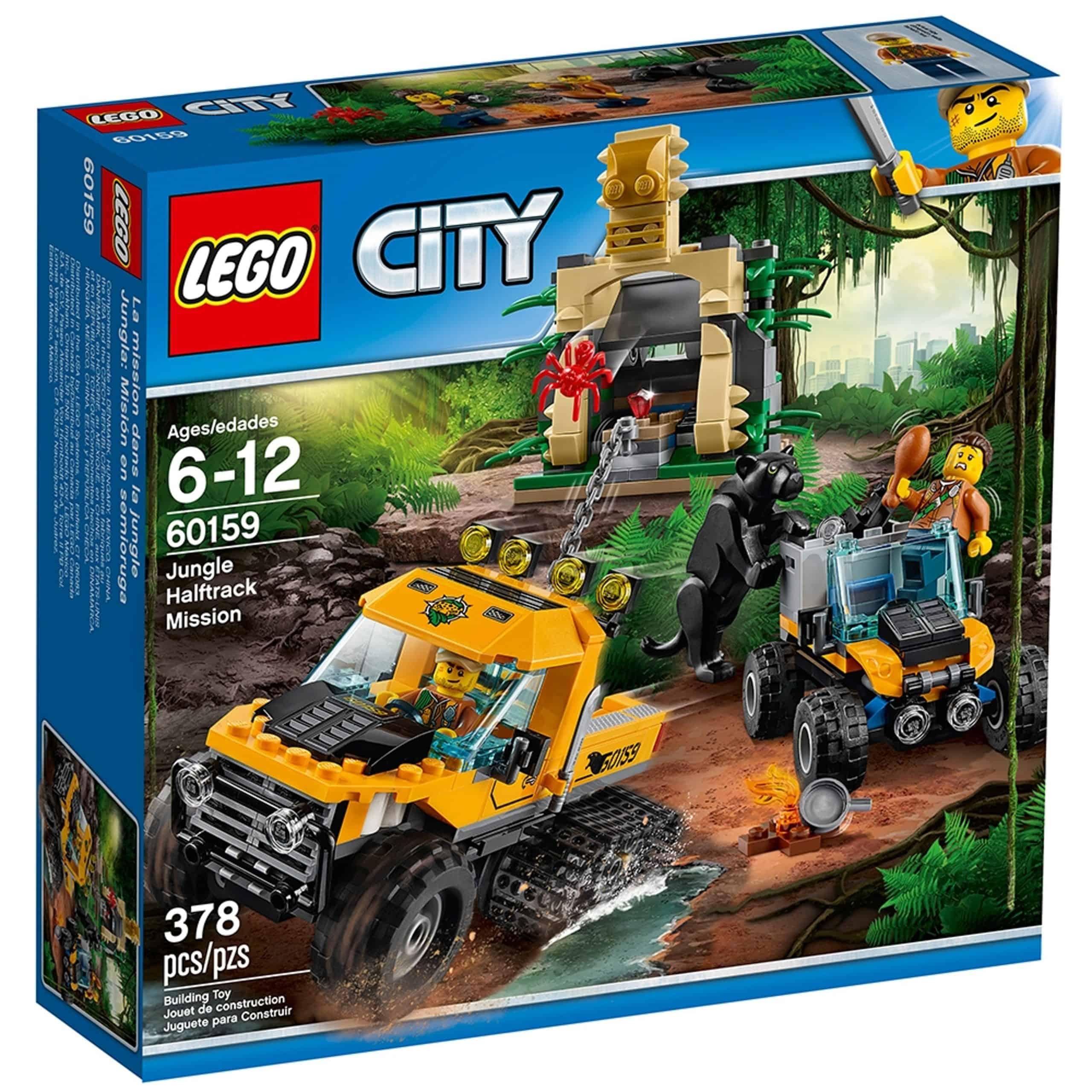 lego 60159 lexcursion dans la jungle scaled