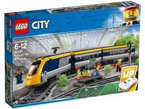 lego 60197 le train de passagers telecommande