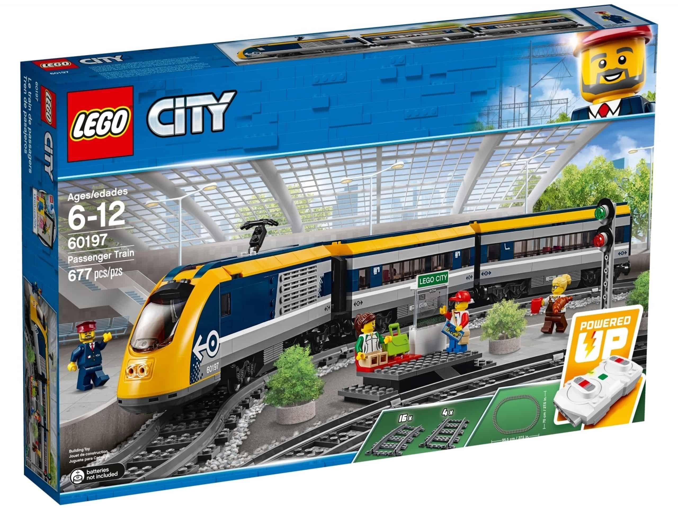 lego 60197 le train de passagers telecommande scaled
