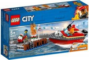 lego 60213 lincendie sur le quai