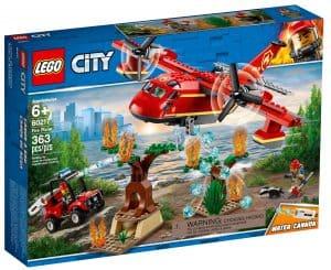 lego 60217 lavion des pompiers