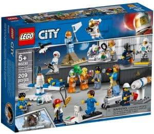 lego 60230 ensemble de figurines la recherche et le developpement spatiaux