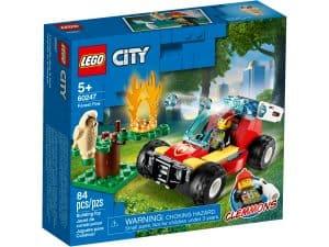 lego 60247 le feu de foret