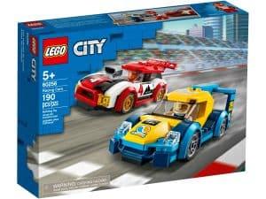 lego 60256 les voitures de course