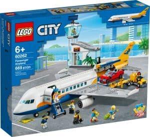 lego 60262 lavion de passagers