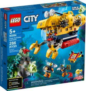lego 60264 le sous marin dexploration