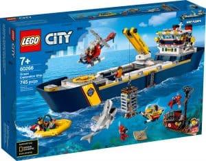 lego 60266 le bateau dexploration oceanique