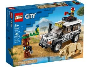 lego 60267 le 4x4 safari