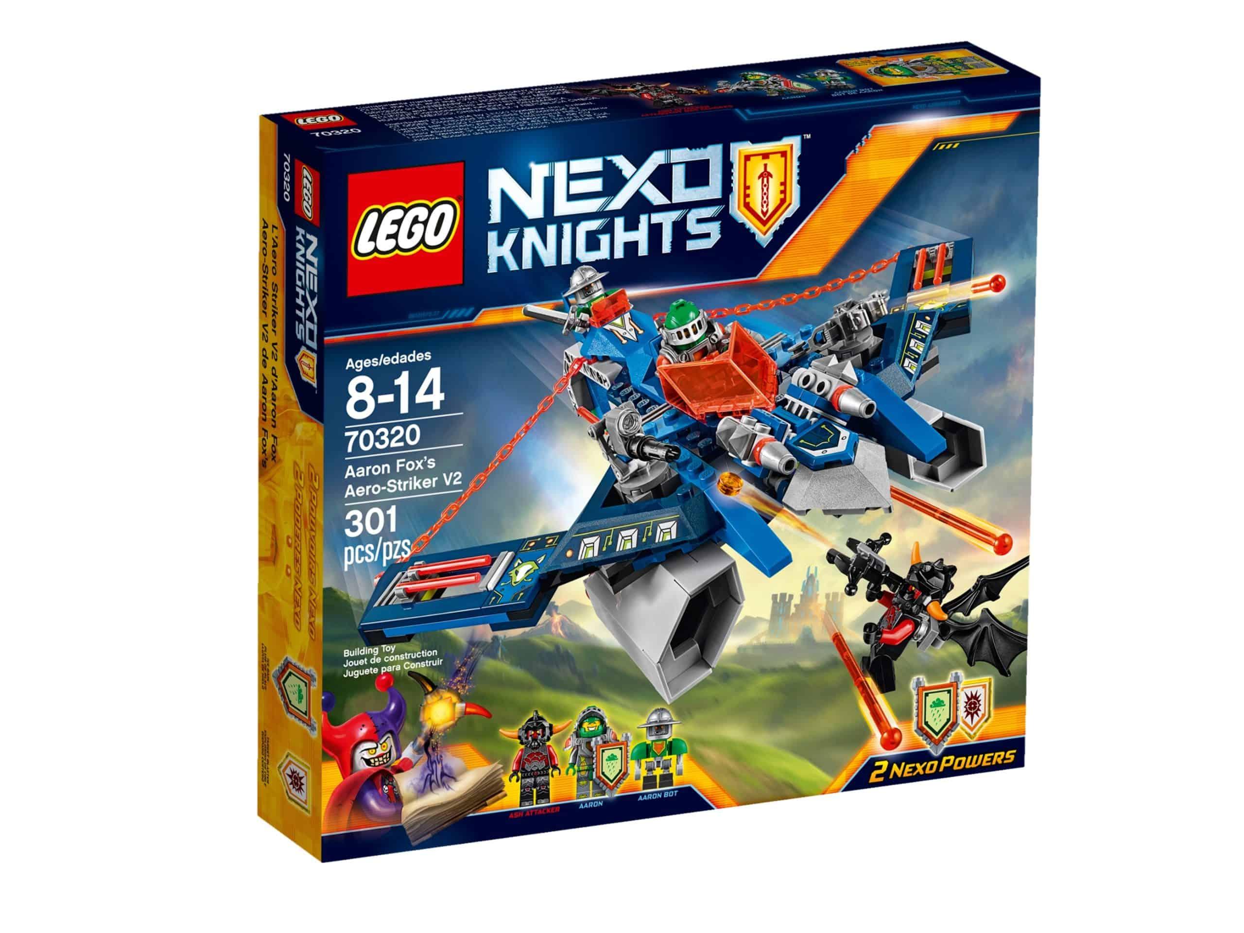 lego 70320 laero striker v2 daaron fox scaled