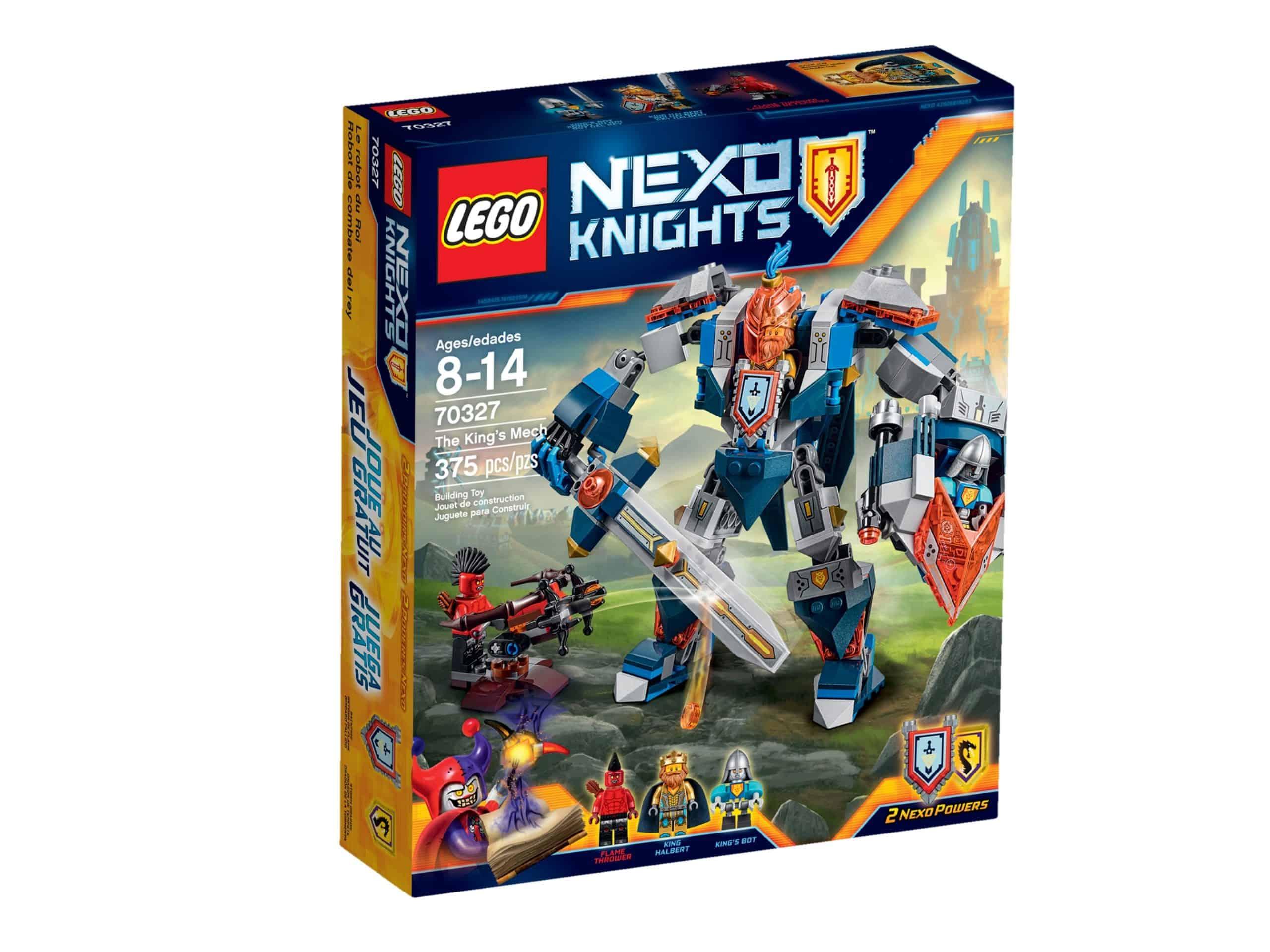lego 70327 le robot du roi scaled