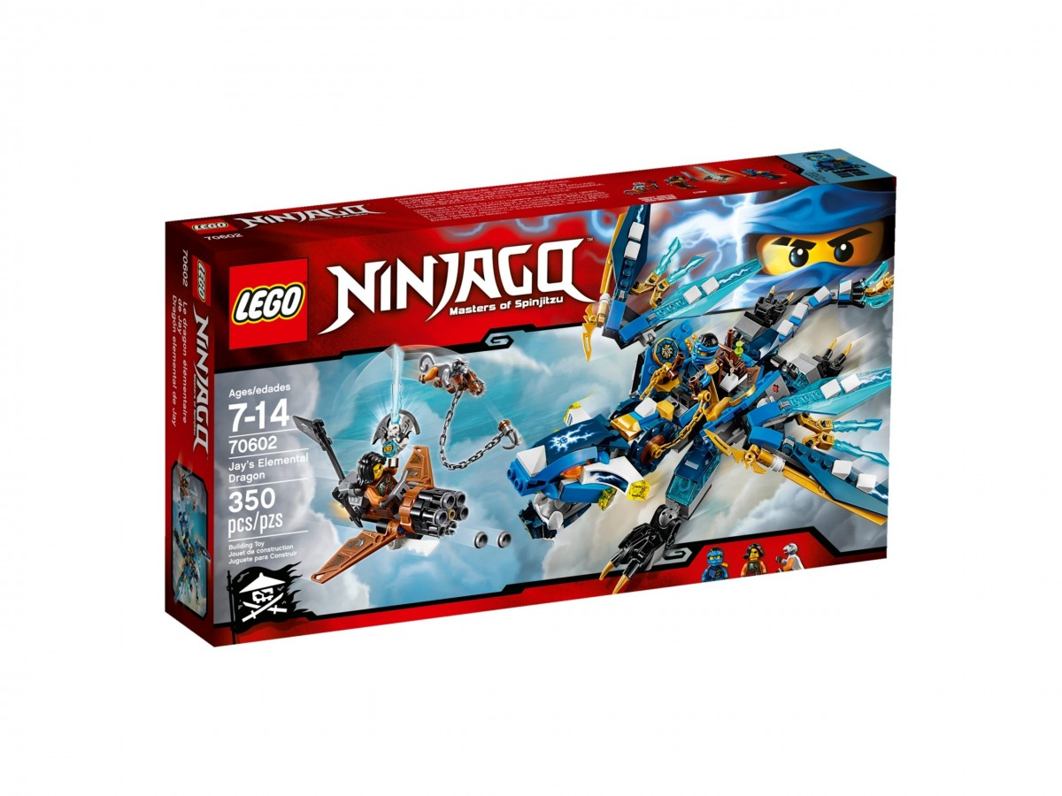 lego 70602 le dragon elementaire de jay scaled