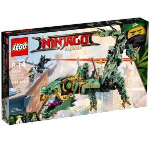 lego 70612 le dragon dacier de lloyd
