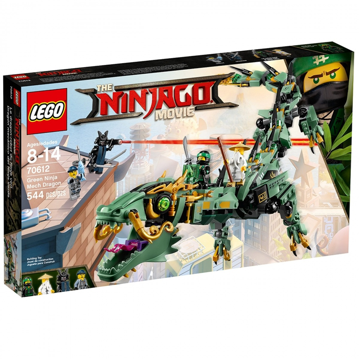 lego 70612 le dragon dacier de lloyd scaled
