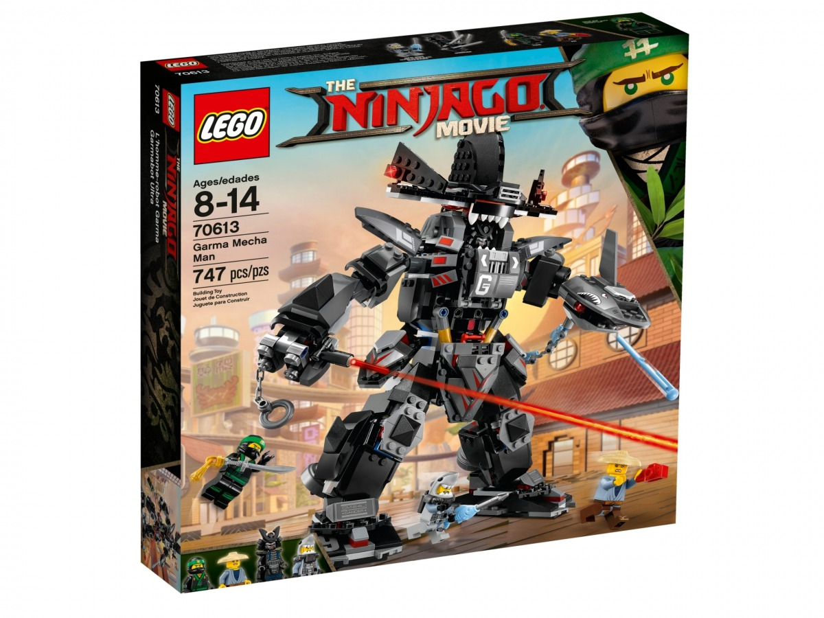 lego 70613 le robot de garmadon scaled