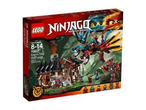 lego 70627 la forge du dragon