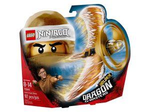 lego 70644 le maitre du dragon dor