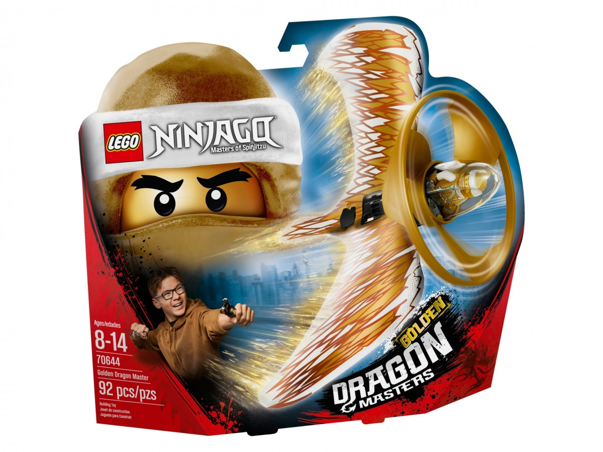 lego 70644 le maitre du dragon dor scaled