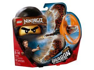 lego 70645 cole le maitre du dragon