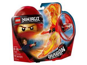 lego 70647 kai le maitre du dragon