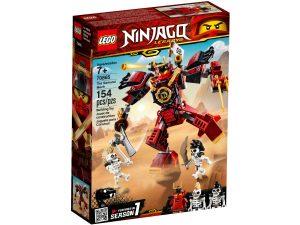 lego 70665 le robot samourai
