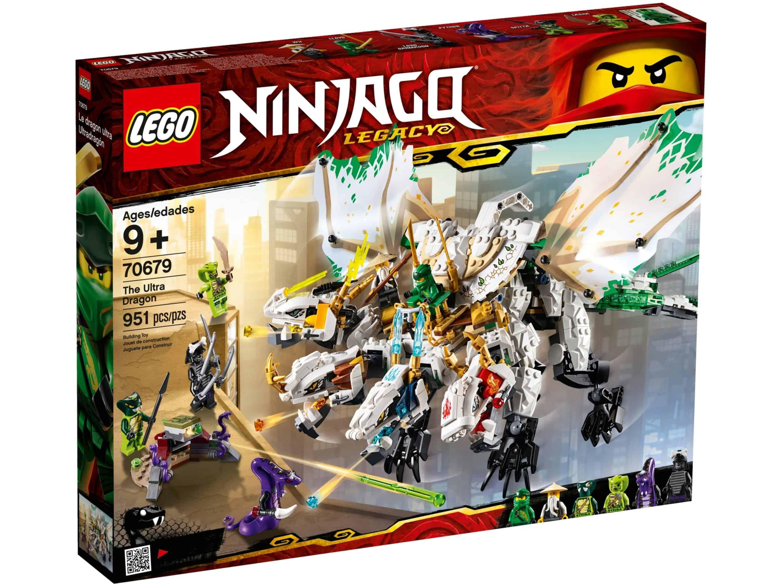 lego 70679 lultra dragon scaled