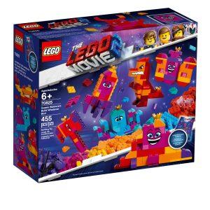 lego 70825 la boite a construire de la reine aux mille visages