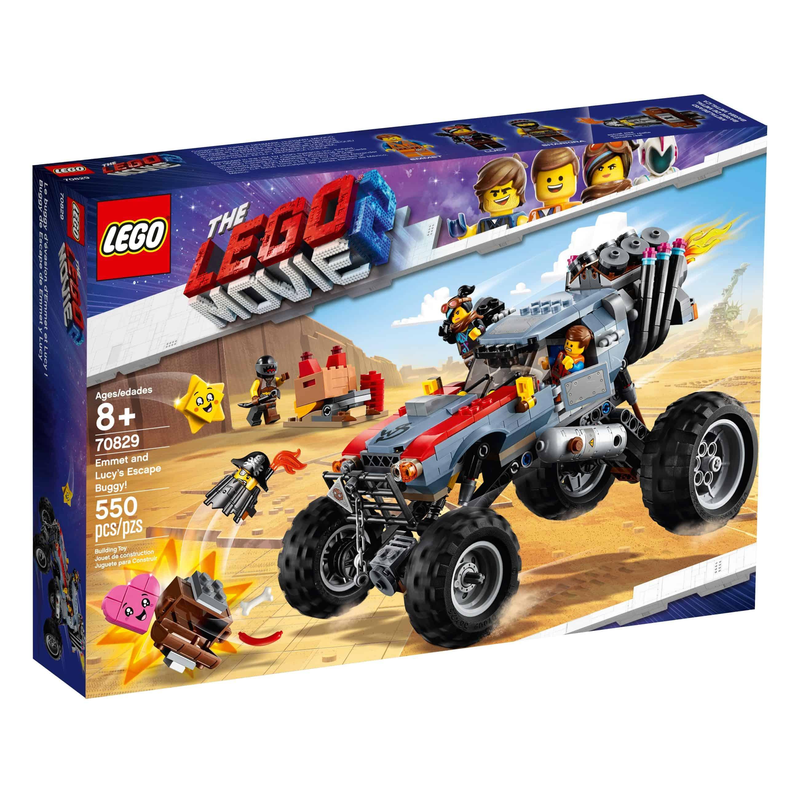 lego 70829 le buggy devasion demmet et lucy scaled