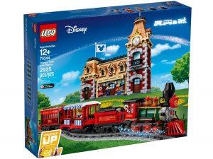 lego 71044 le train et la gare disney