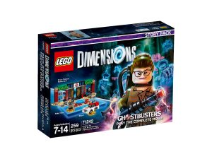 lego 71242 pack histoire ghostbusters