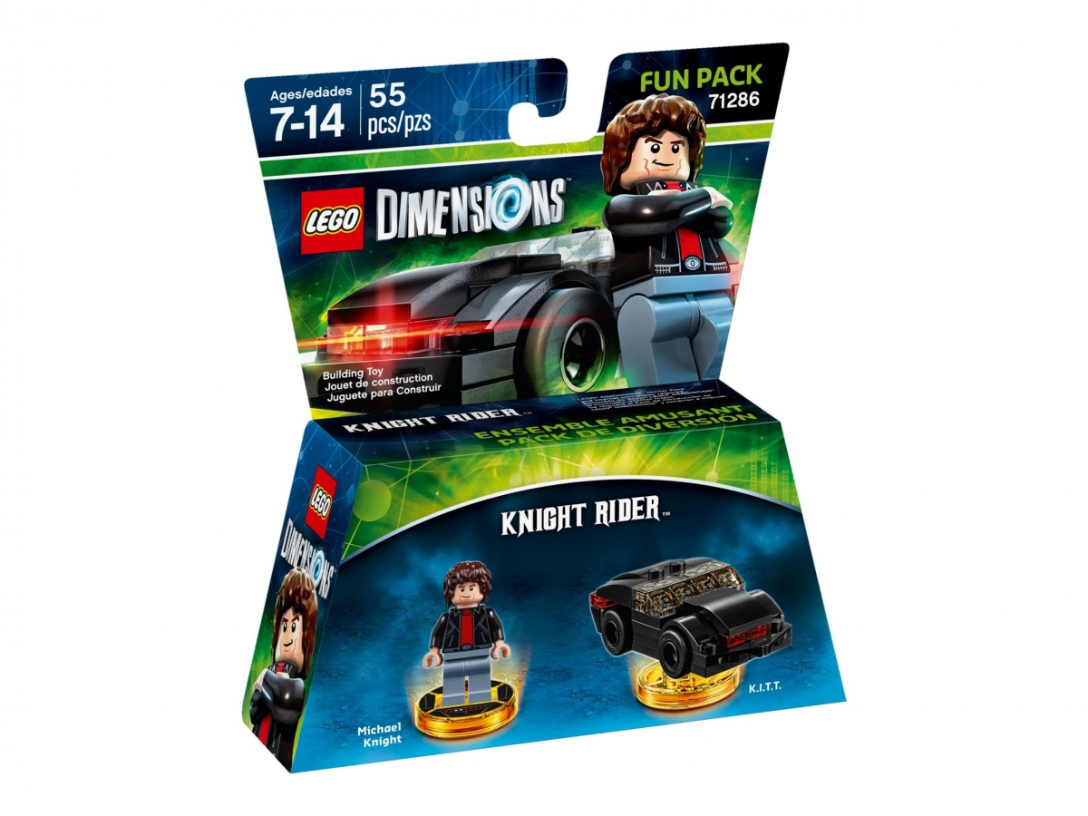 lego 71286 pack heros knight rider scaled