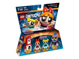 lego 71346 pack equipe the powerpuff girls