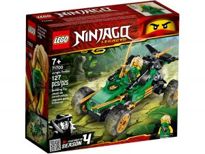 lego 71700 le buggy de la jungle