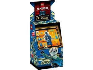 lego 71715 avatar jay capsule arcade