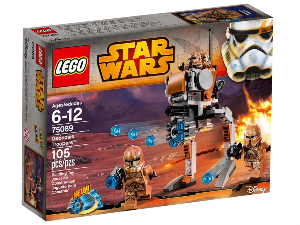 lego 75089 geonosis troopers scaled