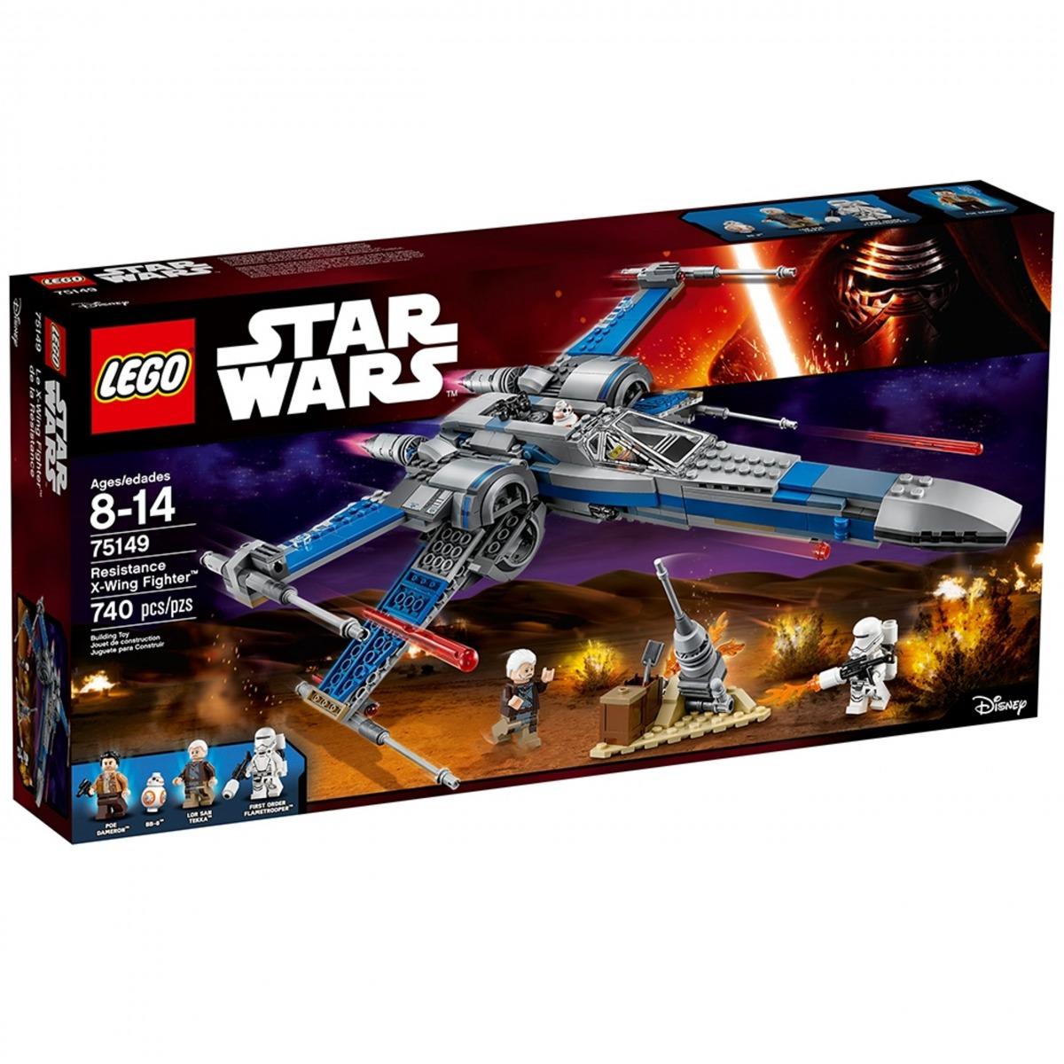 lego 75149 x wing fighter de la resistance scaled