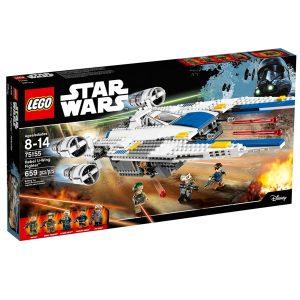 lego 75155 rebel u wing fighter