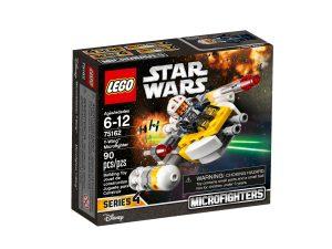 lego 75162 microvaisseau y wing